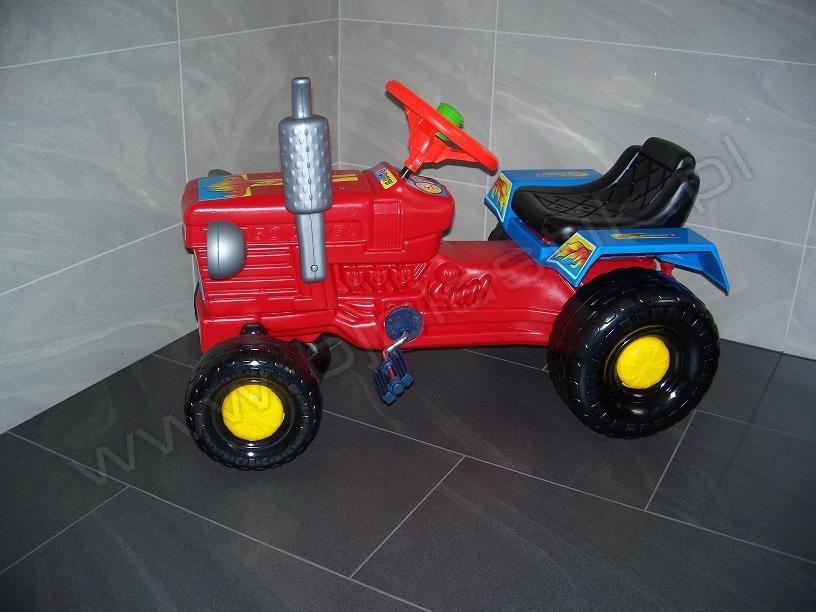 Traktor šlapací