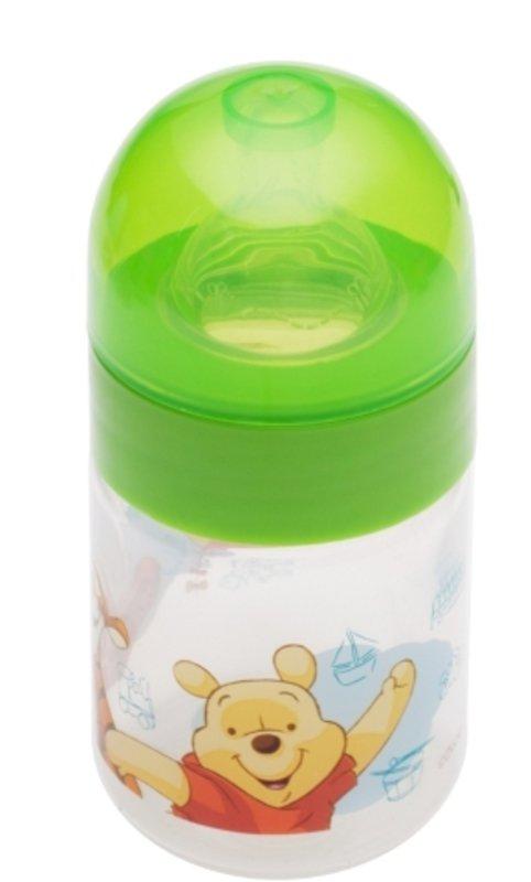 Širokohrdlá láhev Medvídek Pú 125 ml