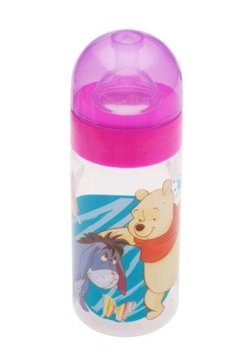Širokohrdlá láhev Medvídek Pú 250 ml