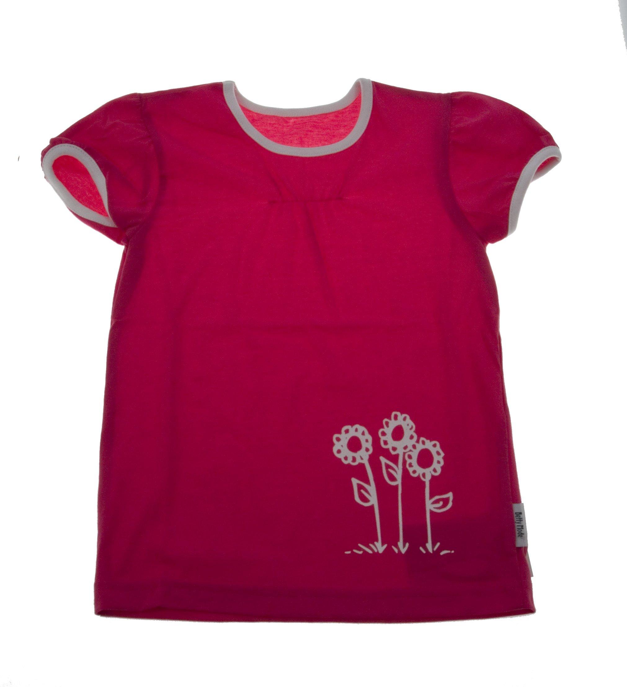 Dívèí trièko s krátkým rukávem 122-140 - VÝPRODEJ