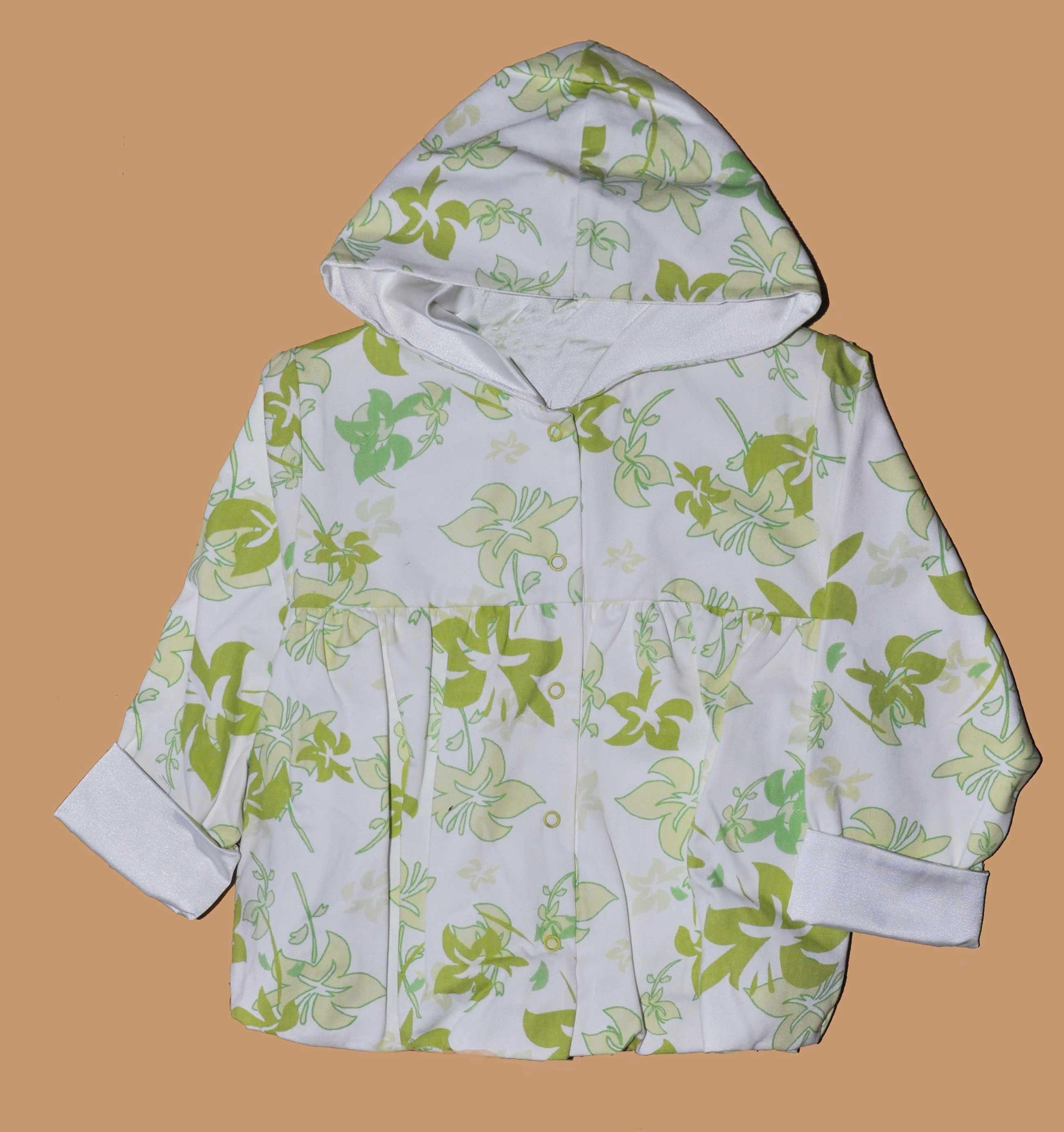 Dívèí bunda 92-104  - VÝPRODEJ