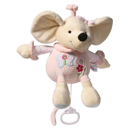 Plyšová hraèka s melodií myška