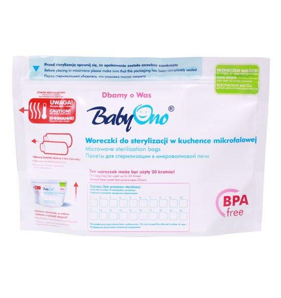 Sterilizaèní sáèek na 20 použití