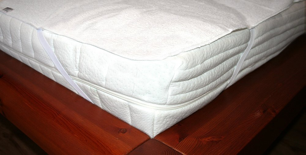 Chrániè matrace froté+zátìr 50x80 cm