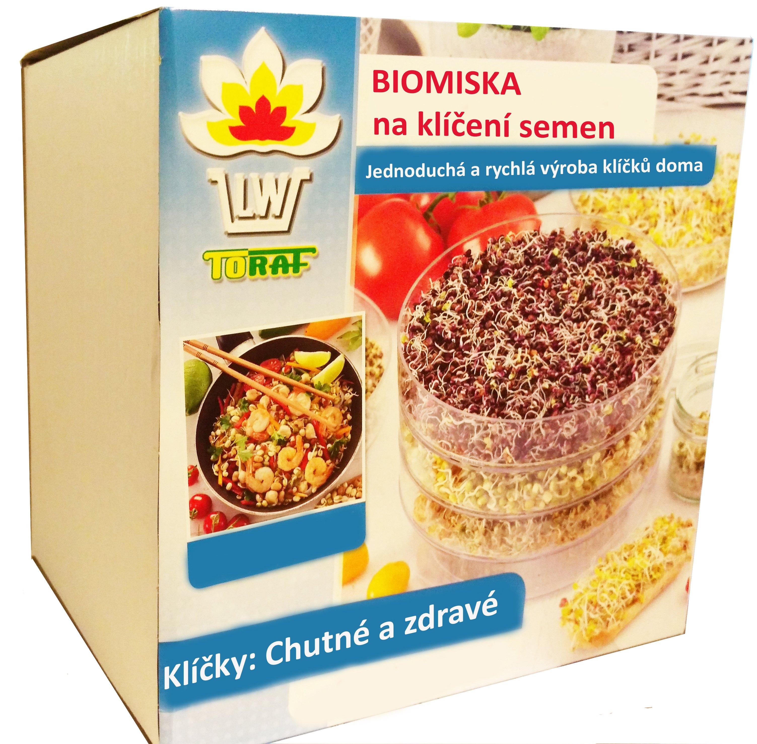 Bio miska na klíèení semen