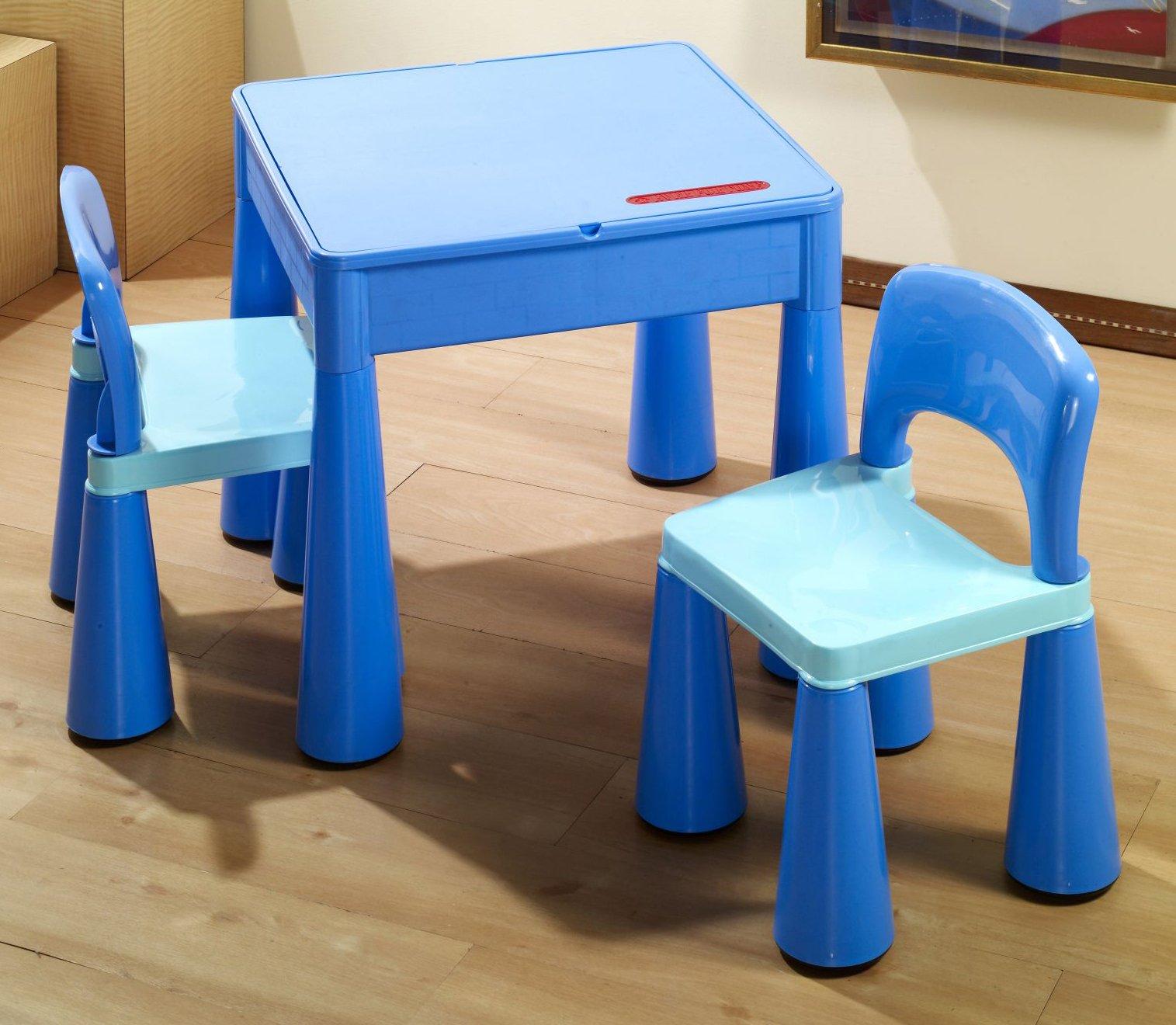 Dìtská sada stoleèek a dvì židlièky Mamut