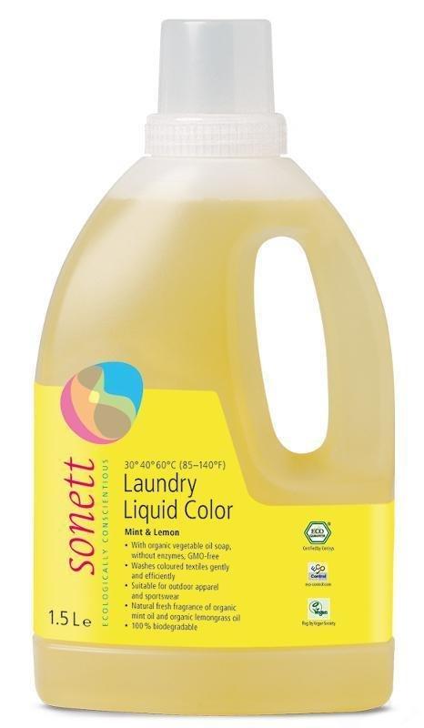 Prací gel na barevné prádlo  1.5 l