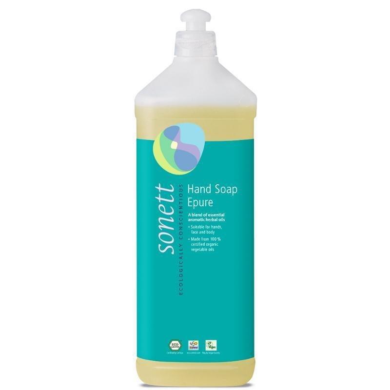 Tekuté mýdlo na ruce - rùže 300 ml