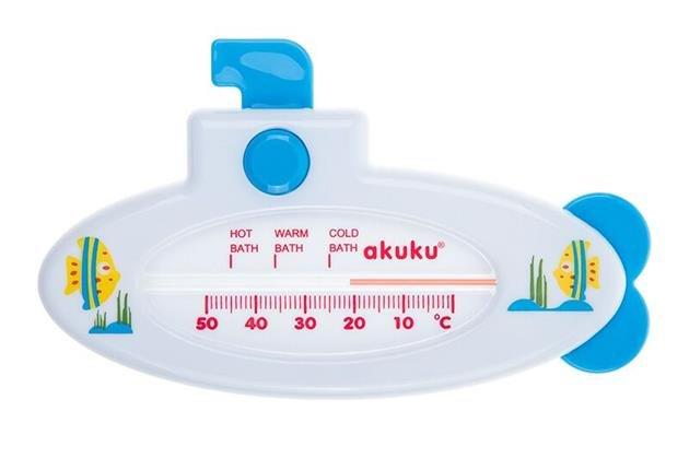 Teplomìr do vody ponorka