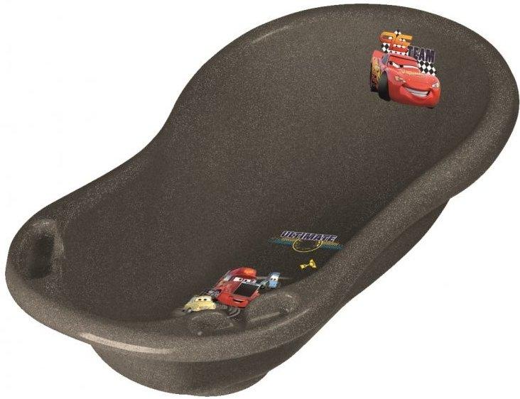 Dìtská vanièka 84 cm s výpustí Cars asfaltová