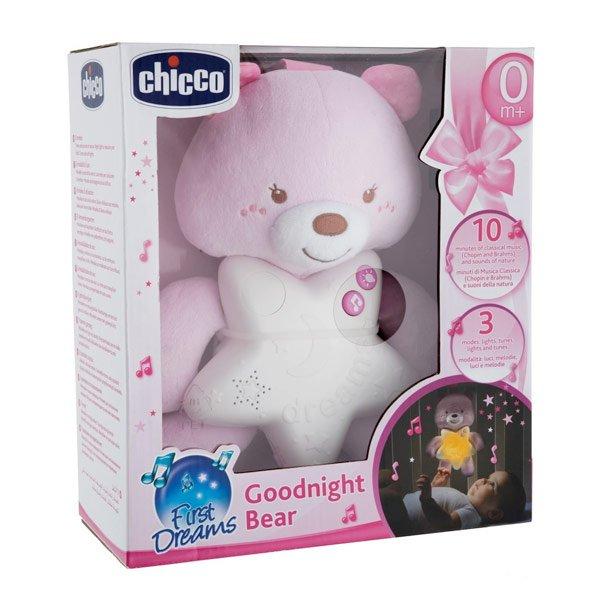 Medvídek na dobrou noc rùžový