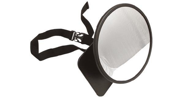 Zrcadlo pro pozorování dìtí v autì XL Bebé Due