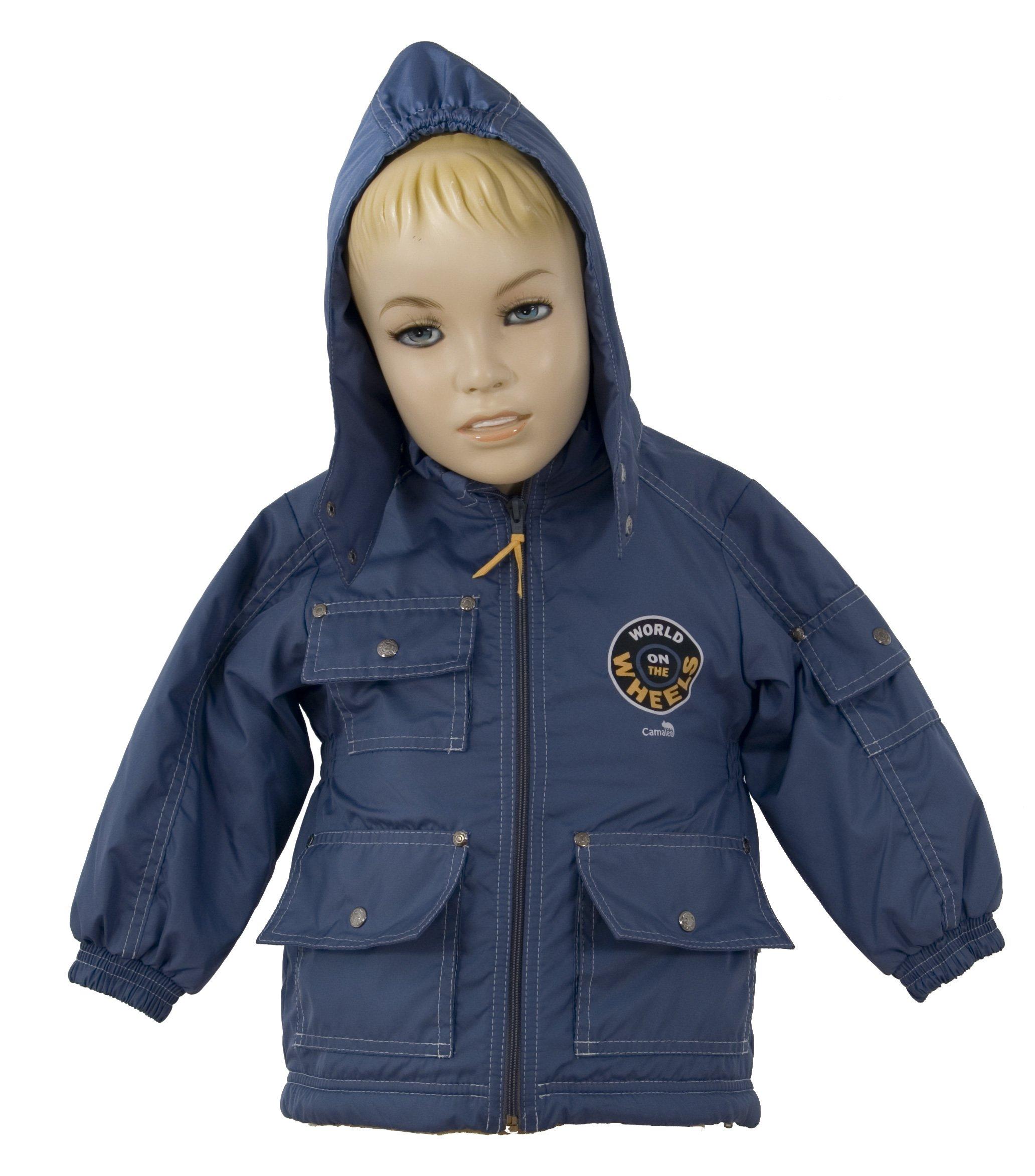Chlapecká bunda velikost 92 - VÝPRODEJ