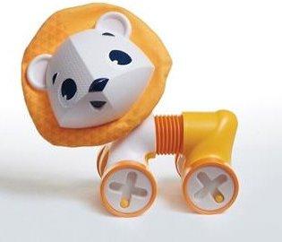 Interaktivní hraèka 18 cm Lev Leonardo