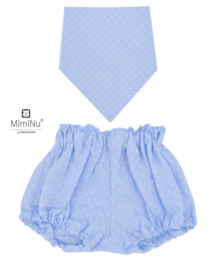 Kojenecké kalhotky s èelenkou 0-1 rok