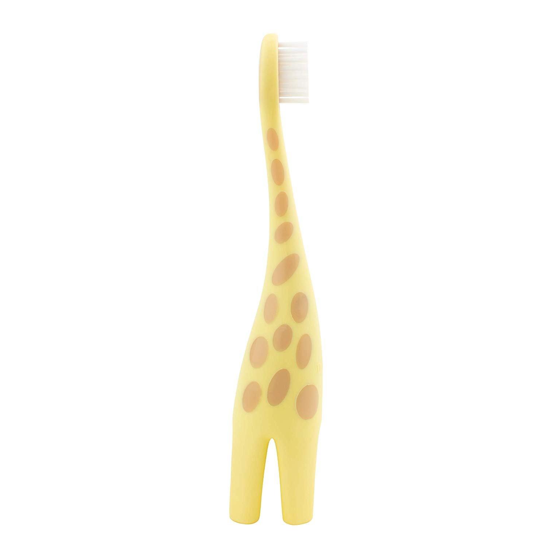 Kartáèek na èištìní zubù pro dìti žirafa