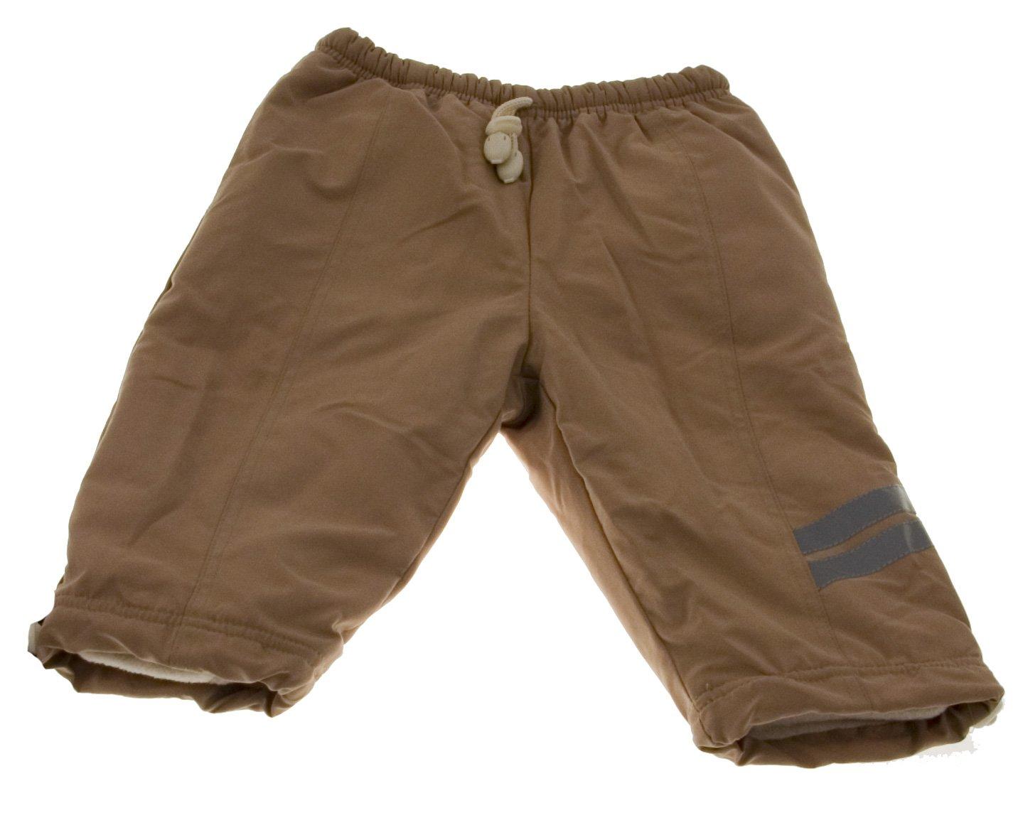 Oteplené kalhoty Mojmír s reflexním proužkem -VÝPRODEJ