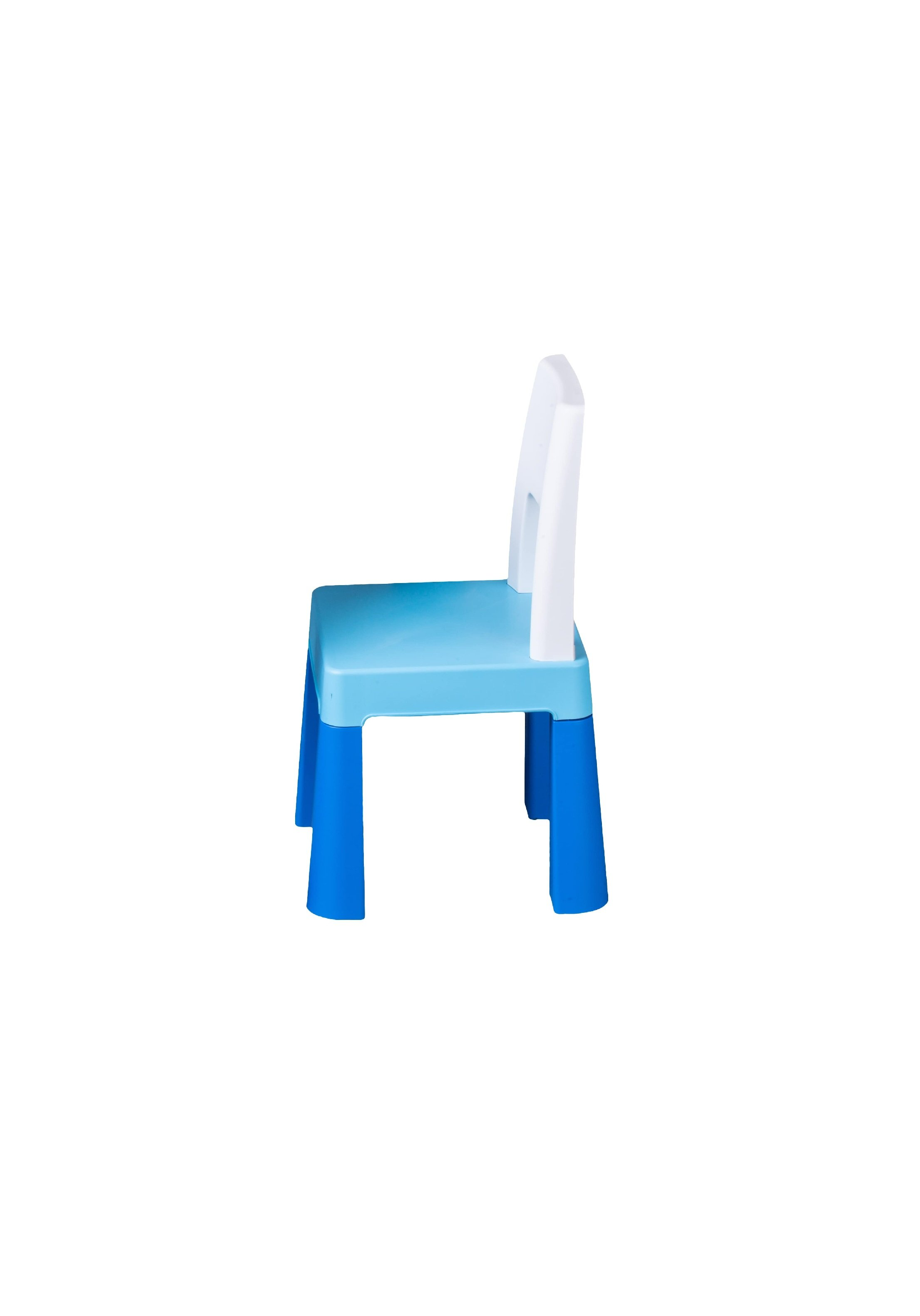 Židlièka ke stoleèku multifun modrá