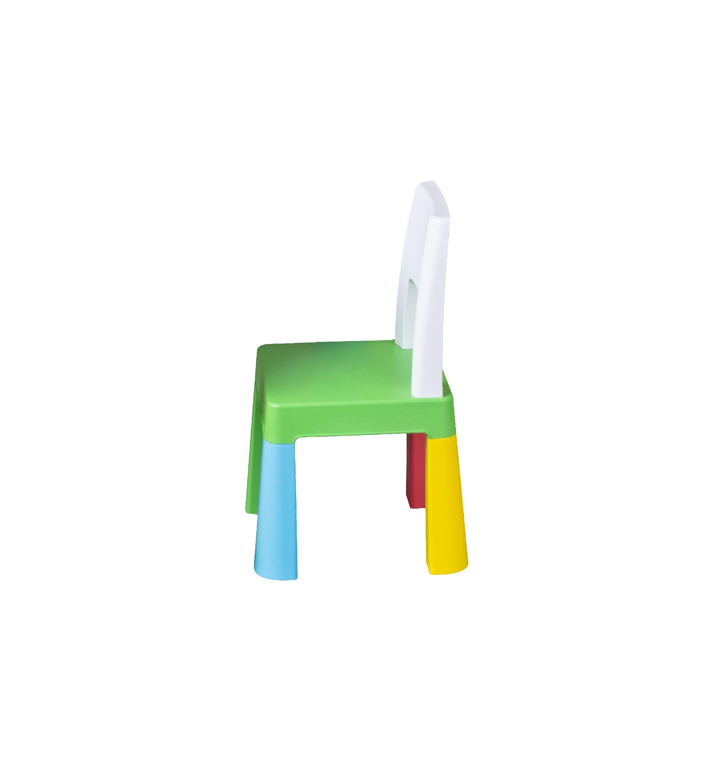 Židlièka ke stoleèku multifun multicolor