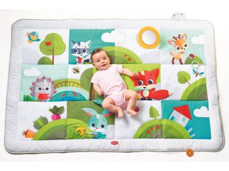 Hrací deka hra na louce
