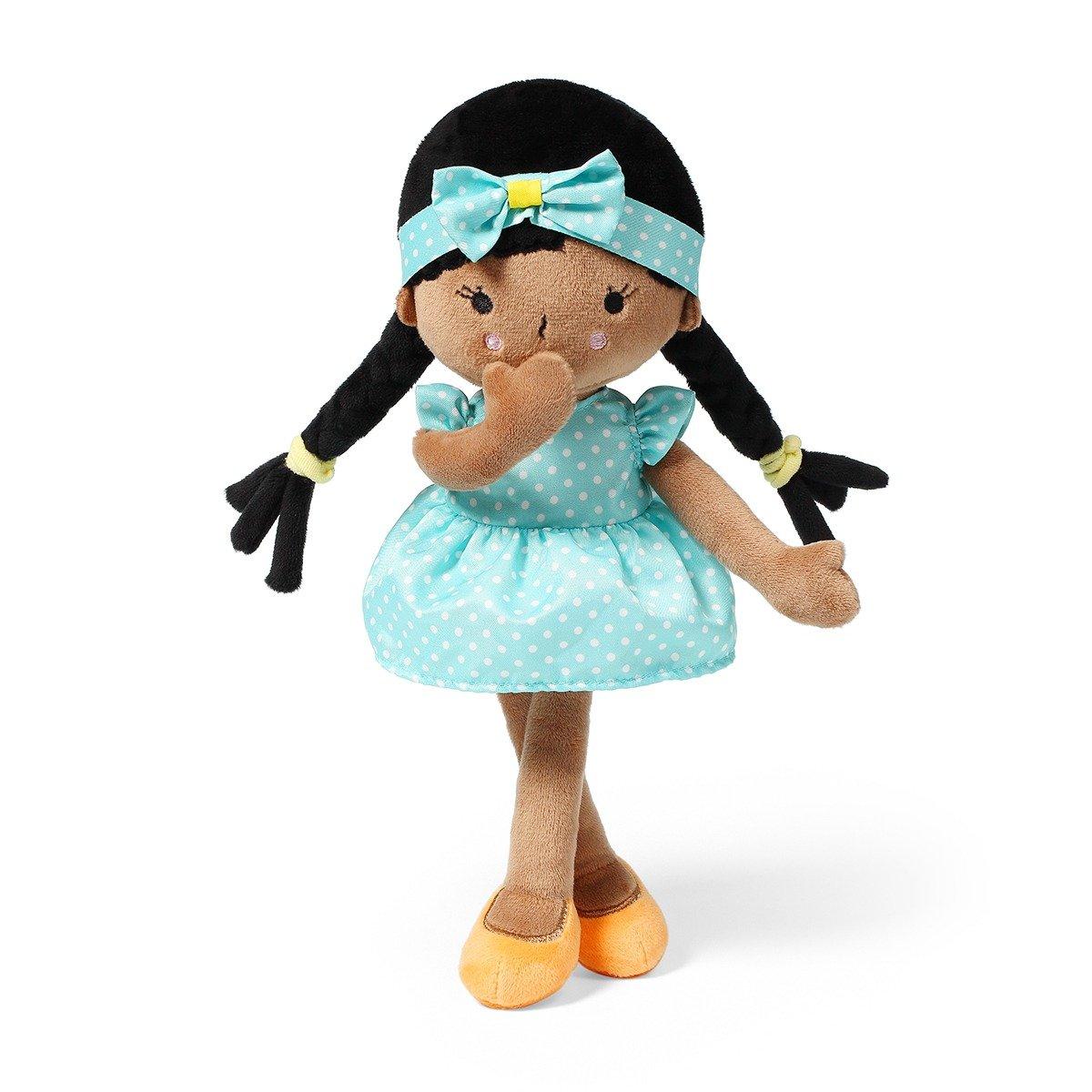 Plyšová panenka pro miminka ZOE
