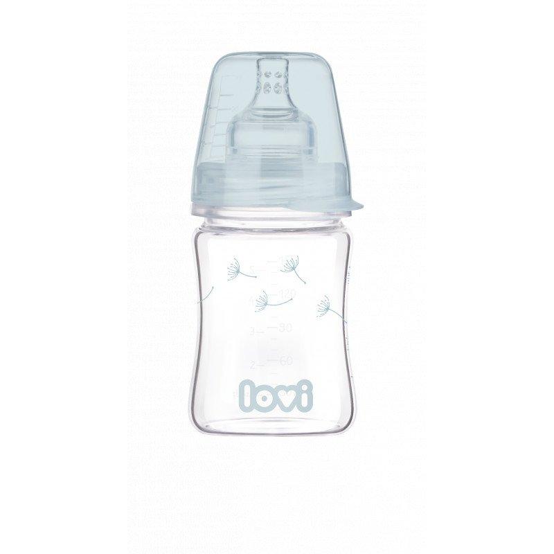 Kojenecká lahev sklenìná 150ml BOTANIC