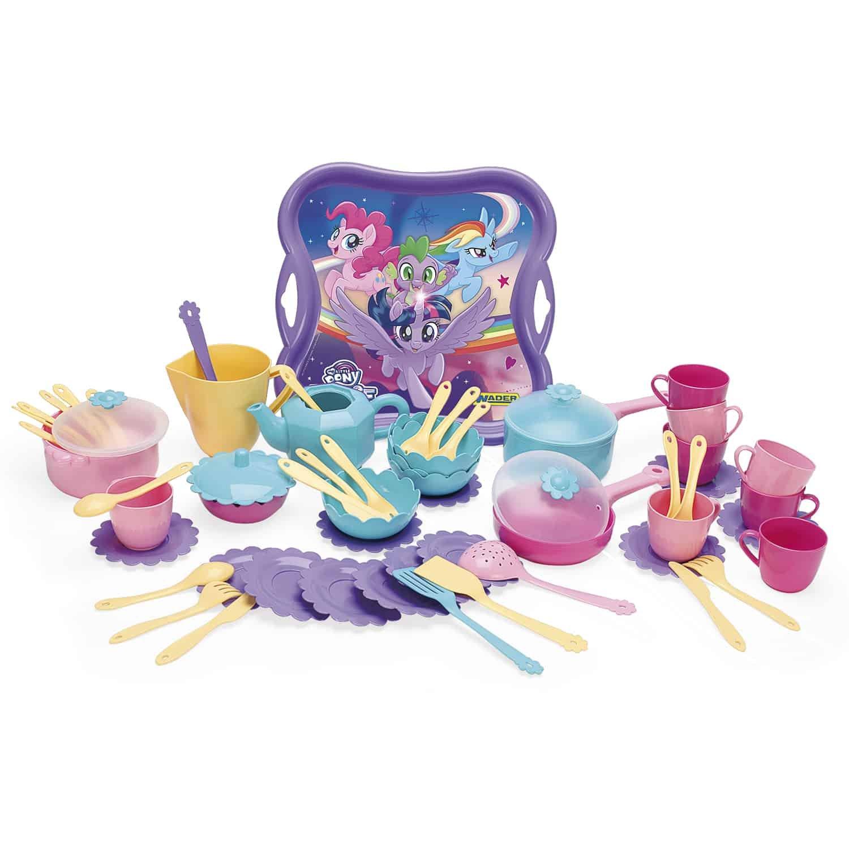 Sada nádobí My Little Pony 60 ks