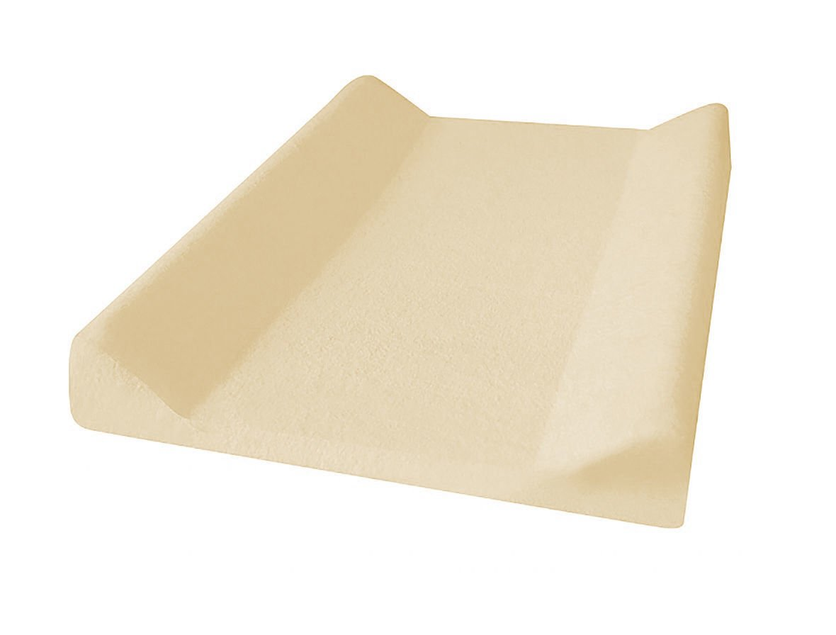Potah na pøebalovací podložku bavlna 50/60x70/80 cm béžová