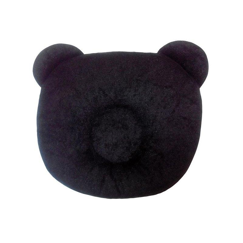 Polštáøek panda èerná