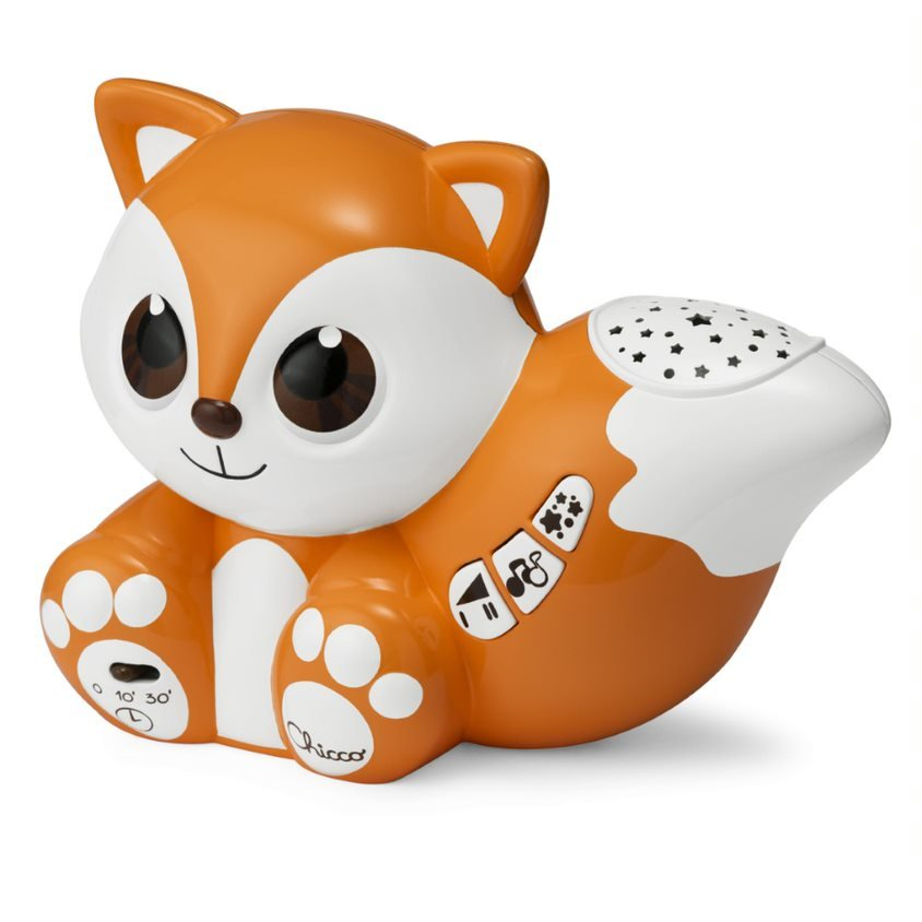 Barevný projektor FOX
