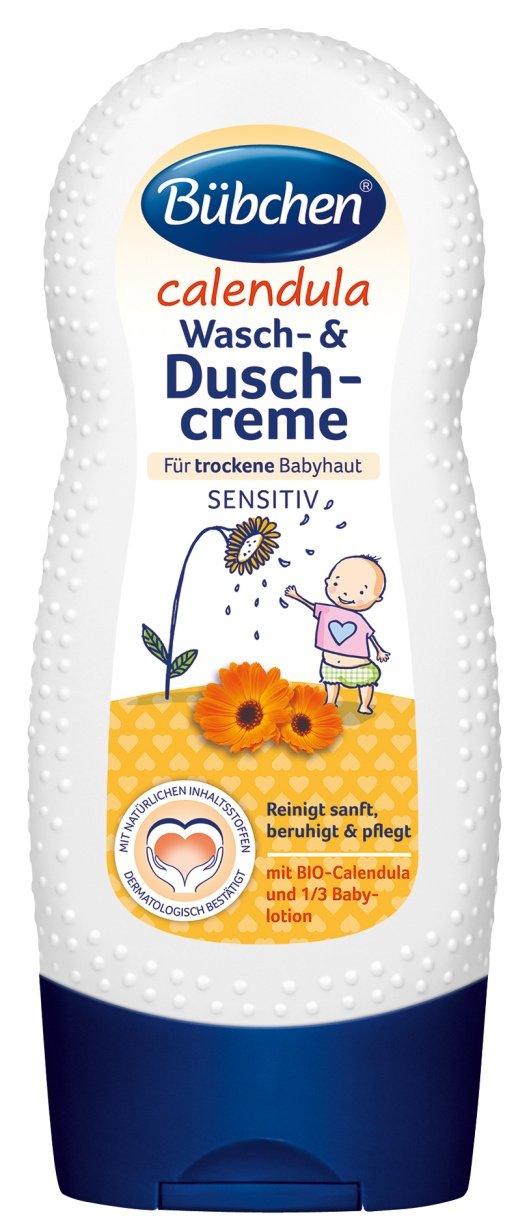 Dìtský sprchový gel s mìsíèkem a 1/3 dìtského oleje BIO 230 ml