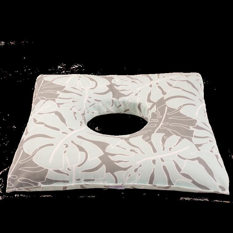 Poporodní polštáø OPONKA 50x45 cm tyrkysová
