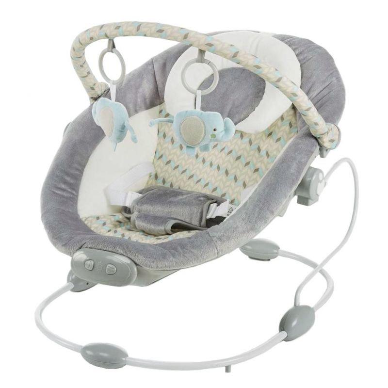 ALEXIS LCP-BR245 Le¿aczek niemowlêcy jasny szary