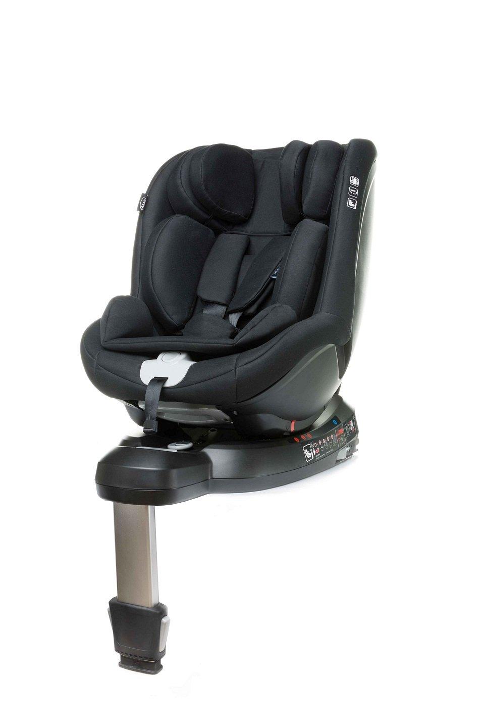 Autosedaèka NANO-FIX 360° 0-18 kg