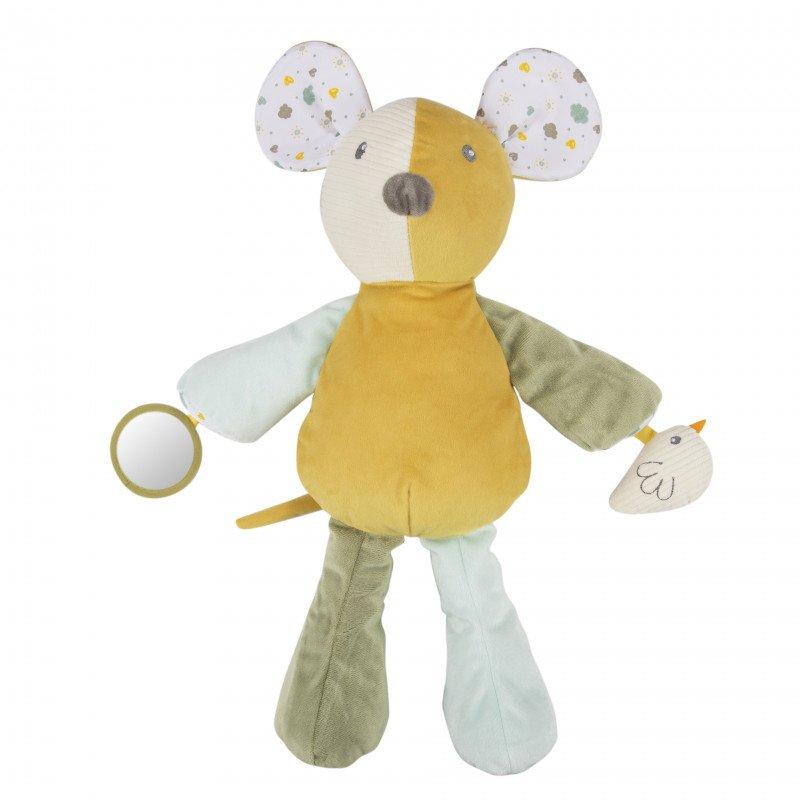 Plyšová hraèka s pískátkem Myška