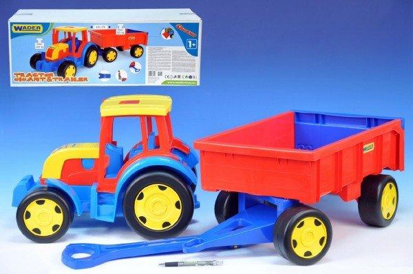 Traktor s vleèkou Gigant 66100