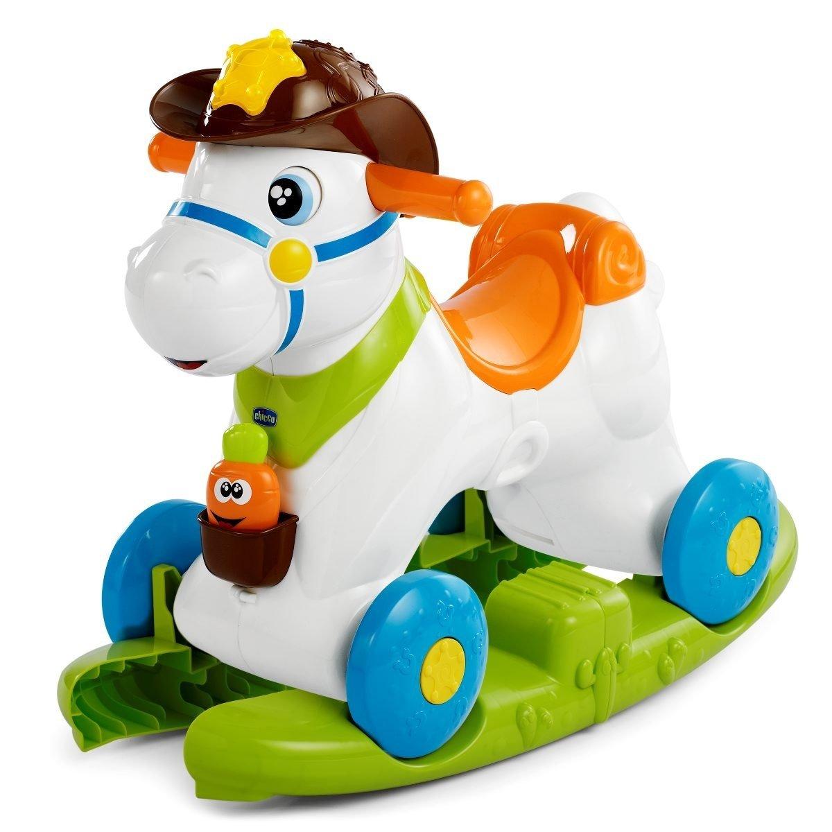 Interaktivní jezdítko/houpaèka Koník Rodeo