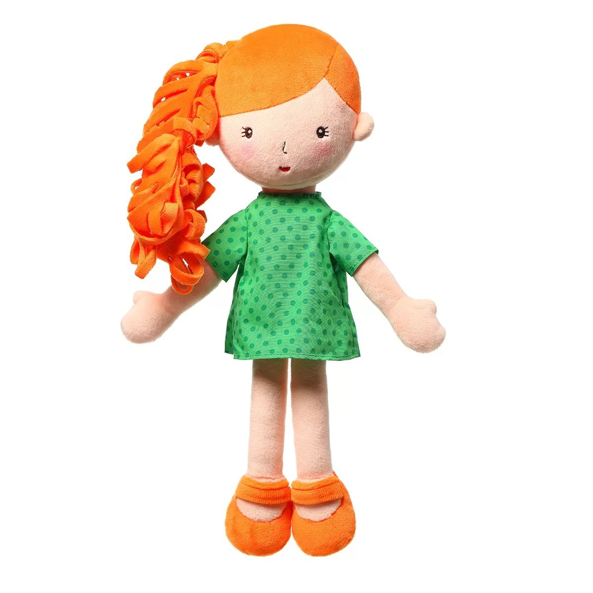 Látková panenka HANNAH 32 cm