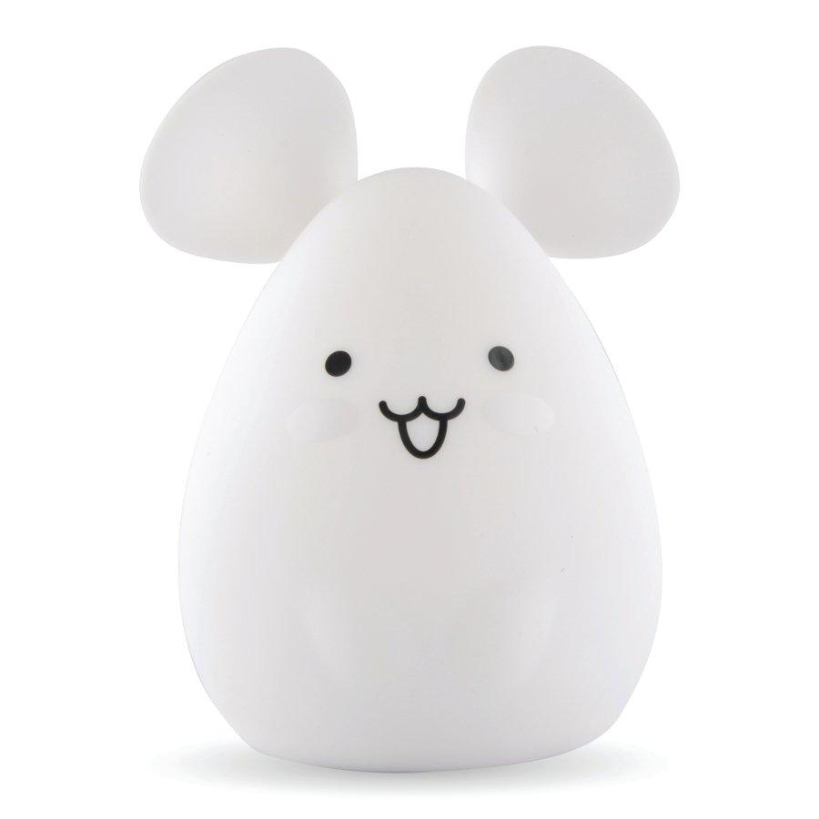 Dìtská lampièka silikonová GIO Mouse