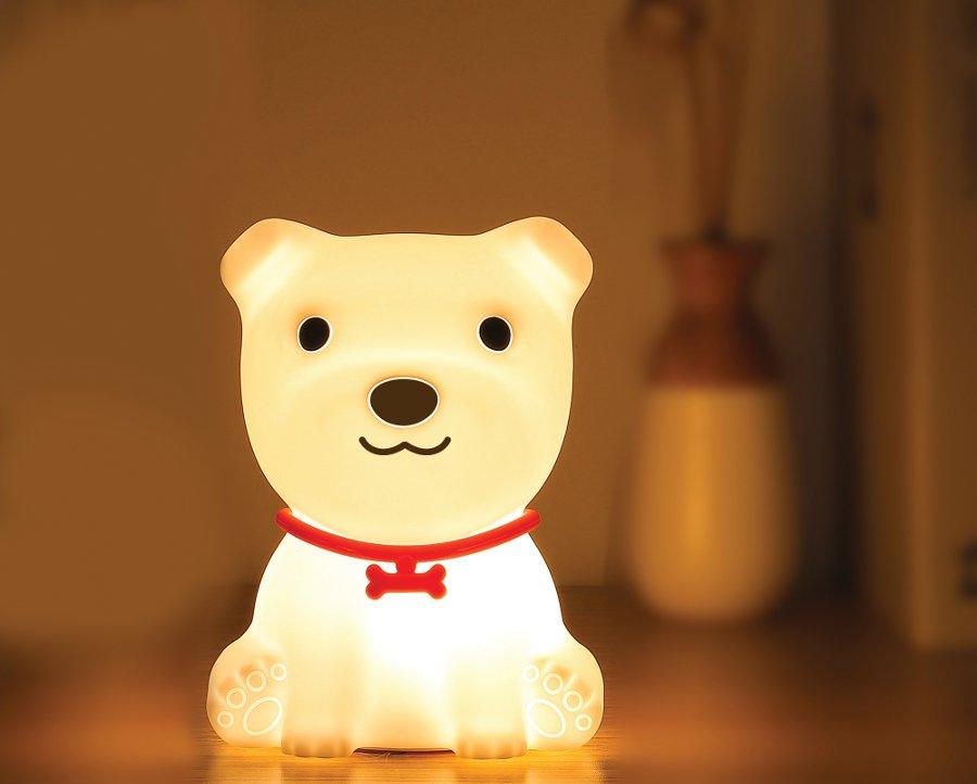Dìtská lampièka Dog