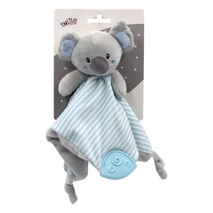 Plyšová hraèka pøítulníèek Koala 25cm mátová