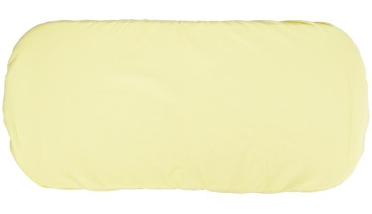 Prostìradlo do koèárku bavlna 35x75 cm žlutá