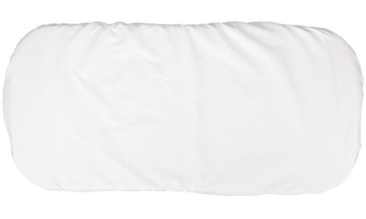 Prostìradlo do koèárku bavlna 35x75 cm bílá