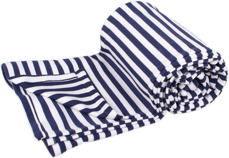 Letní deka 160x200cm námoønické proužky