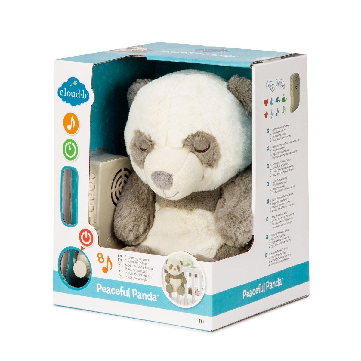 Plyšová hraèka s melodií Panda 20 cm