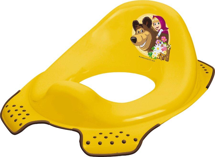 Redukce na WC Máša a medvìd žlutá
