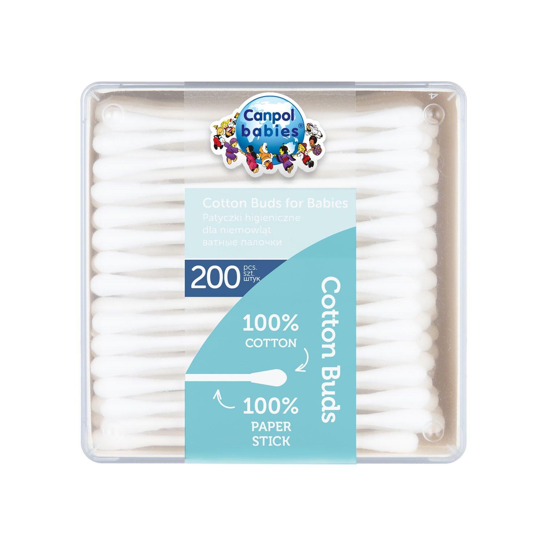 Hygienické tyèinky do uší 200 ks