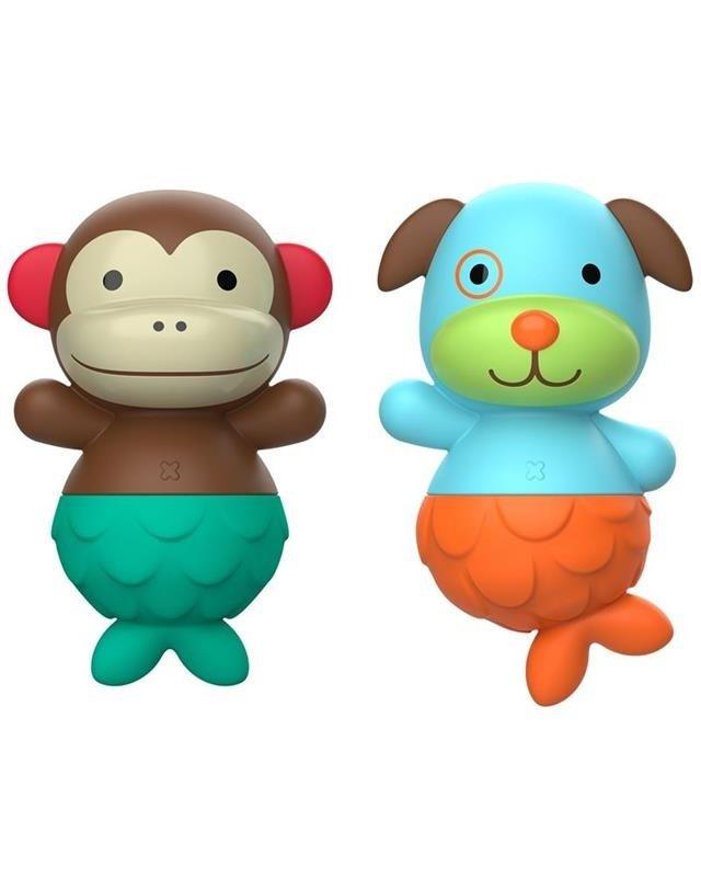 Hraèky do vody opièka a pejsek