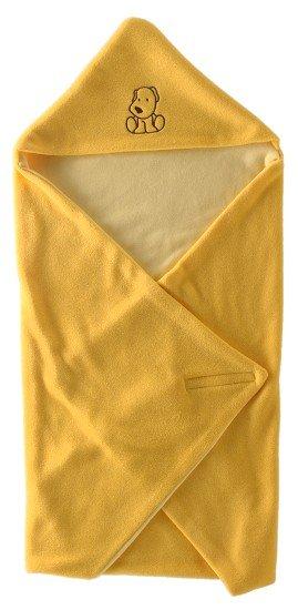 Zimní zavinovaèka žlutá pejsek doprodej