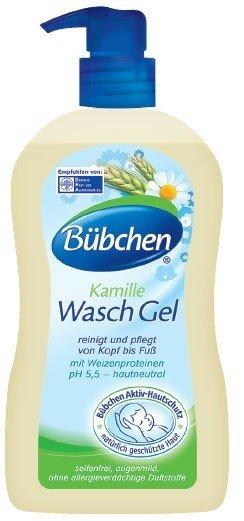 Mycí gel pro dìti s dávkovaèem 400 ml
